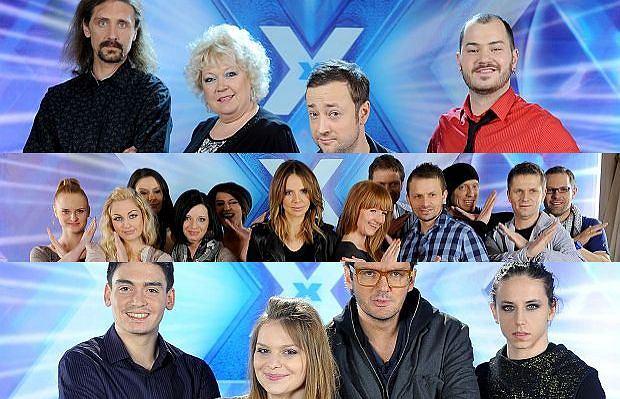 Uczestnicy X-Factor