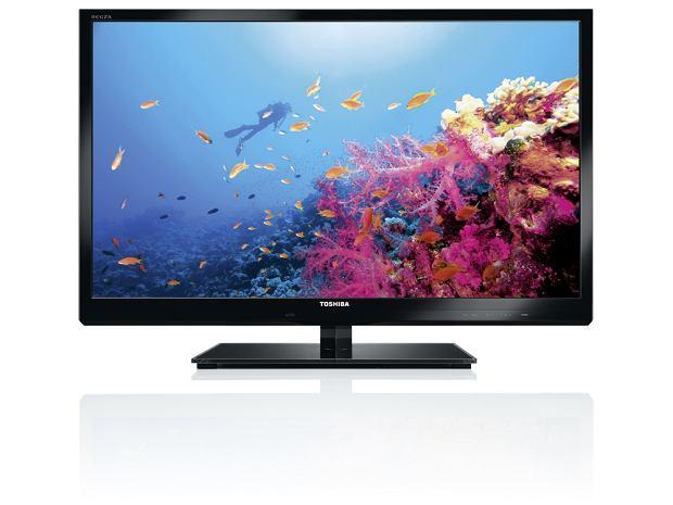 Toshiba zapowiada nowe telewizory LED LCD
