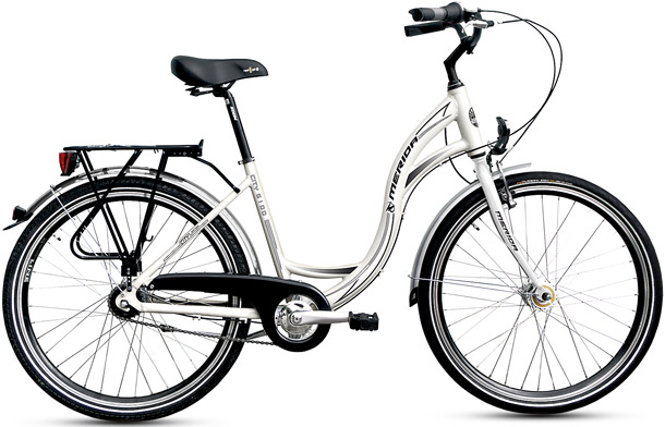 MERIDA , rowery, miejski