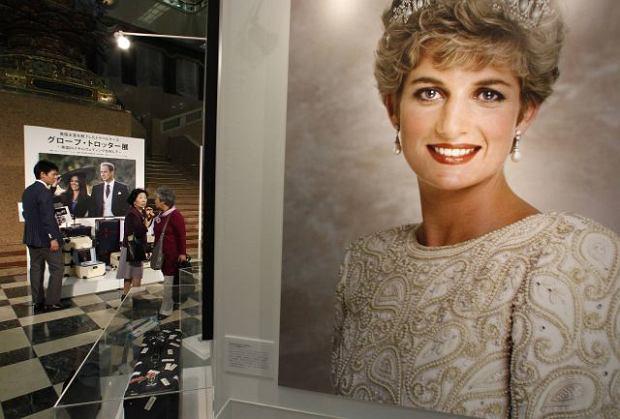 Zdj�cie umieraj�cej Diany zostanie pokazane w Cannes
