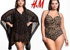 Modelka plus-size twarz� marki H&M