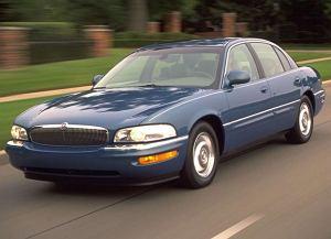 Samochody z innej bajki | Buick