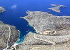 Grecja. Wyspy greckie. Najpi�kniejsze zak�tki