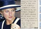Wyciek�y nieznane listy Diany