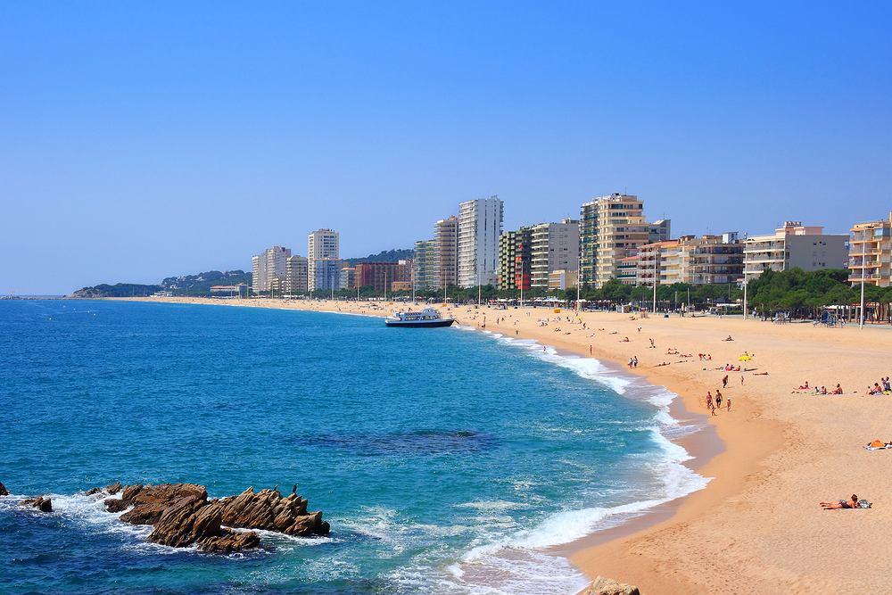 Hiszpania, Costa Brava, Lloret de Mar