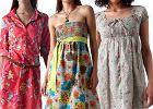 Letnie sukienki Promod