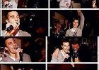 Robin van Persie też spotkał bar z karaoke...