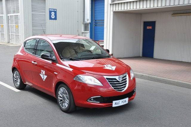 Fabryka Fiat Auto Poland w Tychach - auto zakładowe