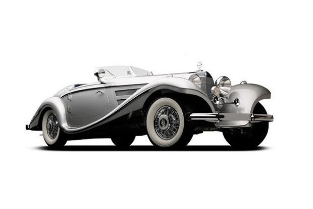 Najdroższy Mercedes w historii?