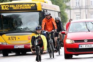 Rowerzysta: Do korzystania z roweru trzeba dorosnąć [LIST]