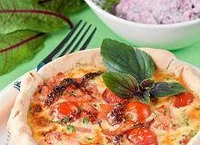 Zapiekanka rybna z pomidorami - ugotuj
