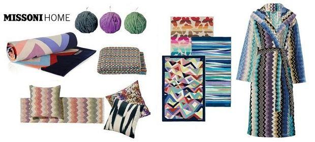 missoni home modne wn trza. Black Bedroom Furniture Sets. Home Design Ideas