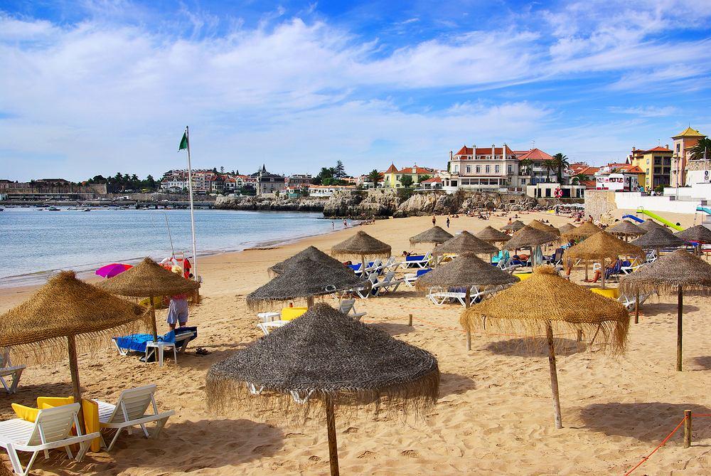 Portugalia plaże - plaże w okolicy Lizbony