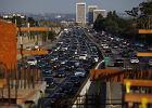 Żyć i stać 104 godziny w korkach w Los Angeles