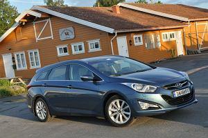 Hyundai i40 - test | Pierwsza jazda