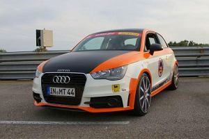Ma�e Audi szybkie jak Ferrari