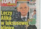 Czym �yj� tabloidy: Kaczy�ski zbankrutuje przez kota?