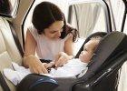 Jak przewozi� dziecko w samochodzie?
