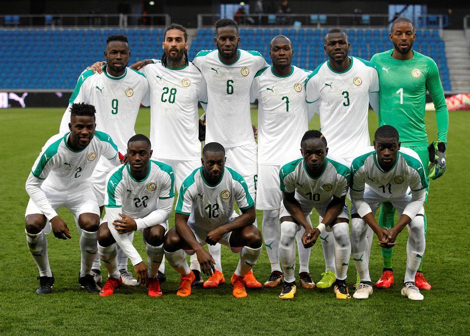 Kadra Senegalu - jednego spośród naszych rywali
