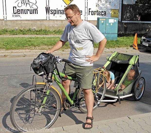 Zdjęcie numer 5 w galerii - Rowery towarowe wjeżdżają do polskich miast