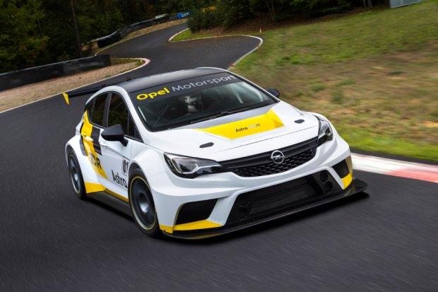 Astra TCR | Wy�cigowy Opel ju� oficjalnie