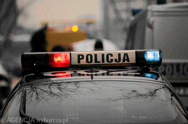 Podkarpackie: Po wypadku nieprzejezdna droga krajowa nr 4 ko�o D�bicy
