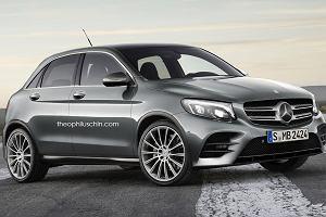 Mercedes-Benz | Rośnie rywal dla Audi Q2?