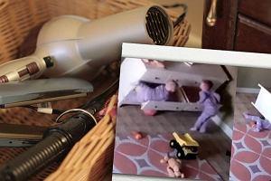 Szafa upadła na dziecko, ale wypadków w domu jest więcej. 10 zwykłych przedmiotów, które są groźne dla dzieci
