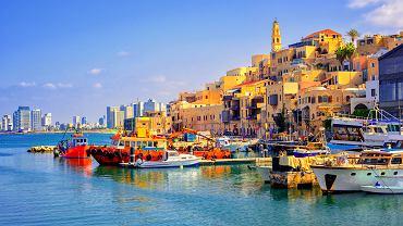 Stare Miasto i port w Jaffie