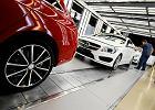 Rosja zabiega o fabrykę samochodów Mercedesa
