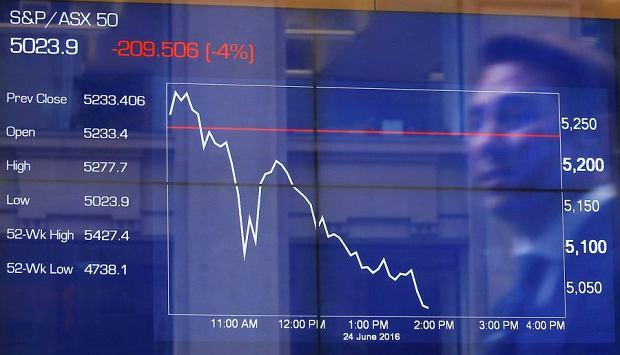 Brexit. Jak decyzja wpłynęła na kurs funta, franka, euro i złotego?