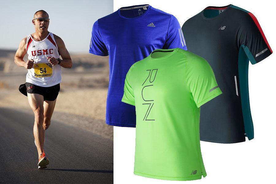 Koszulki do biegania na lato