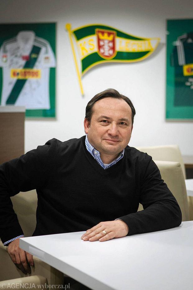 Zdjęcie numer 3 w galerii - Adam Mandziara, prezes Lechii Gdańsk: Liga Mistrzów? Myślimy. Ale jeszcze nie teraz