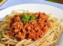 Spaghetti bolognese - ugotuj