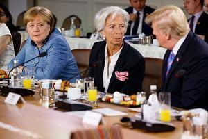 Szefowa MFW: Nad światową gospodarką zbierają się ciemne chmury. To efekt decyzji Donalda Trumpa