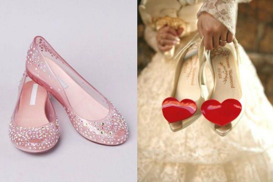 38fe41dfd742d Pachnące buty od Melissa podbijają świat!