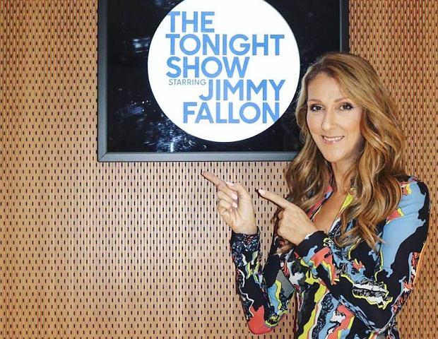 Celine Dion w programie Jimmy'ego Fallona, naśladuje swoje koleżanki z branży. To nagranie będzie hitem sieci!