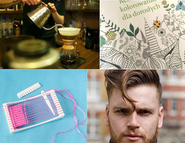 Kiszonki Drip Coffee I Fryzura Na Jeżyka To Będzie Modne W 2016