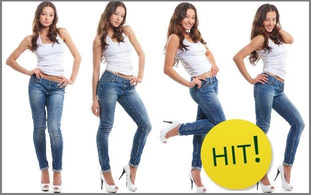 Kobiecy poradnik: 5 rzeczy, o kt�rych powinna� pami�ta� kupuj�c nowe spodnie