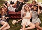 Tommy Hilfiger wiosna 2015. W roli panny m�odej wyst�puje pi�kna ma��onka Adama Levine'a - Behati Prinsloo