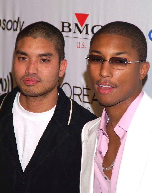 Chad Hugo i Pharrell Williams