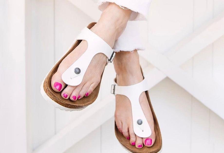 Birkenstock - japonki i sandały
