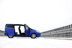 Ford B-Max 1,6 TDCi | Test | Wszystko kiedy� ju� by�o
