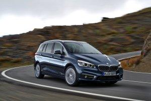 Salon Genewa 2015 | BMW serii 2 Gran Tourer | Wi�kszy, mniej aktywny?