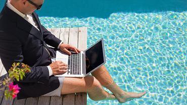 50 procent Polaków ma zaległy urlop do odebrania