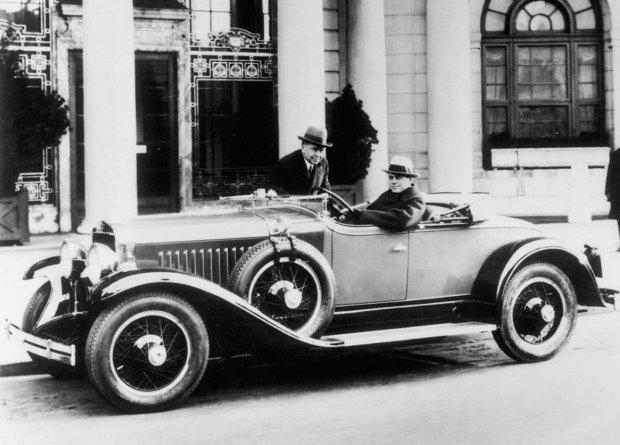 Cadillac La Salle z 1927