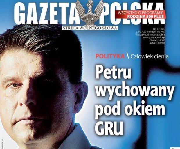 Protestuj� przeciwko haniebnym oskar�eniom dr. Zygmunta Petru [LIST]