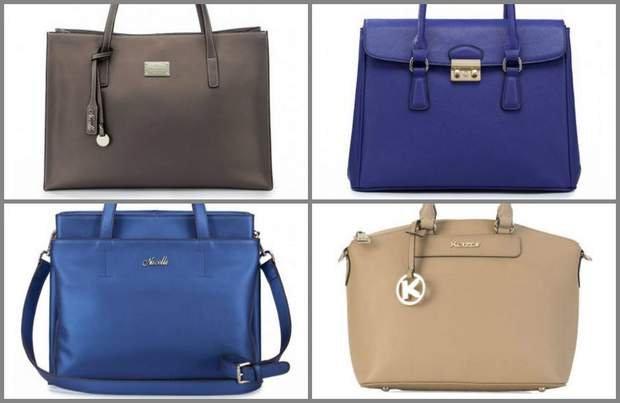 e5701d52da7ad Eleganckie torebki do pracy mieszczące A4