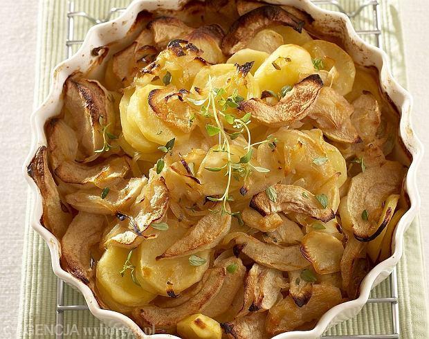 Przepisy z ziemniakami