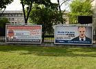Brudna kampania do Europarlamentu. Zniszczone billboardy
